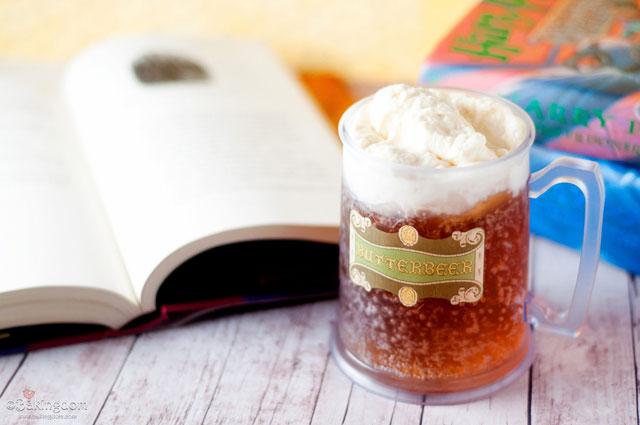 Homemade Harry Potter Butterbeer | Obedient Ingredients