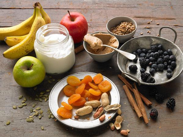Healthy snacks? HAHAHAHAHAHAHA